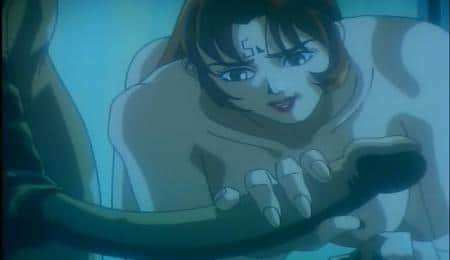 Choujin Densetsu Urotsukidouji 4: Inferno Road Episode 1