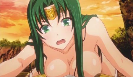 Rance 01: Hikari o Motomete The Animation Episode 4