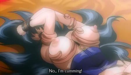 Taimanin Asagi Episode 3
